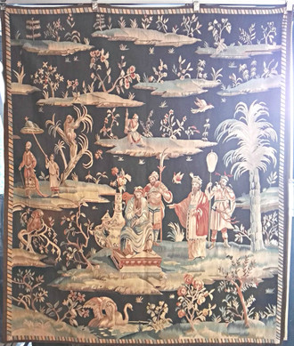 Chinese Tapestry 198x171 cm BP 77/13