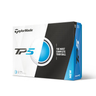 Taylormade TP5 Personalized Dozen Golf Balls