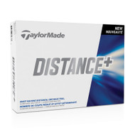 Taylormade Distance + Dozen Golf Balls