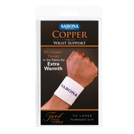 Sabona Copper Thread Wrist Support