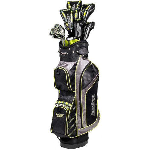 Deluxe Cart Bag - Come with All Graphite Shaft Sets