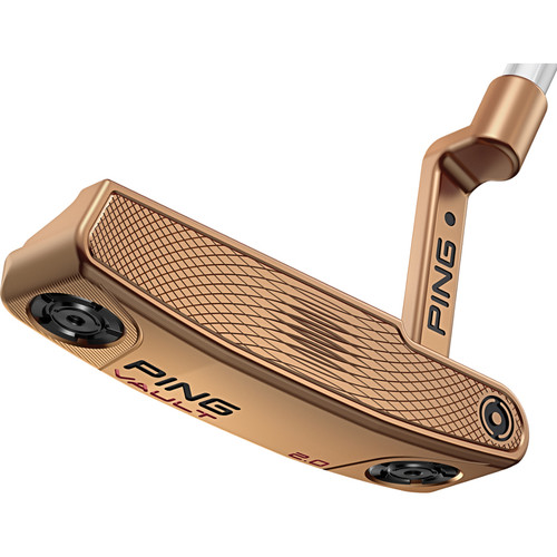 Ping Vault 2.0 Dale Anser Putter - Copper Finish