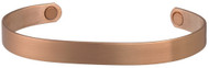 Sabona Brushed Copper Original Magnetic Bracelet #504
