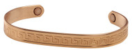 Sabona Aztec Copper Magnetic Bracelet # 527