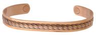 Sabona Copper Rope Magnetic Bracelet # 536