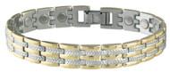 Sabona Executive Regal Duet Magnetic Bracelet # 326