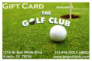 The Golf Club Gift Card