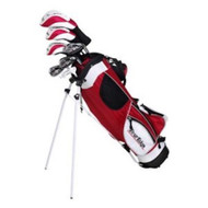 Tour Edge HT Max-J Boy's Junior Golf 5x2 Set Ages 9-12