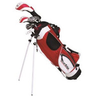 Tour Edge HT Max-J Boy's Junior Golf 4x1 Set Ages 9-12