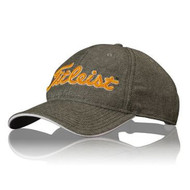Titleist Two-Tone Twill Golf Cap Clearance