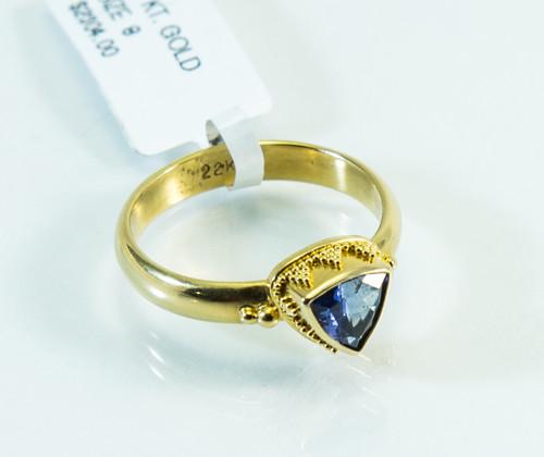 22 KT Gold Original Jewelry As Art Design