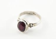 Genuine 2 Carat Ruby Ring