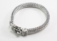 Square Woven Foxtail Bracelet