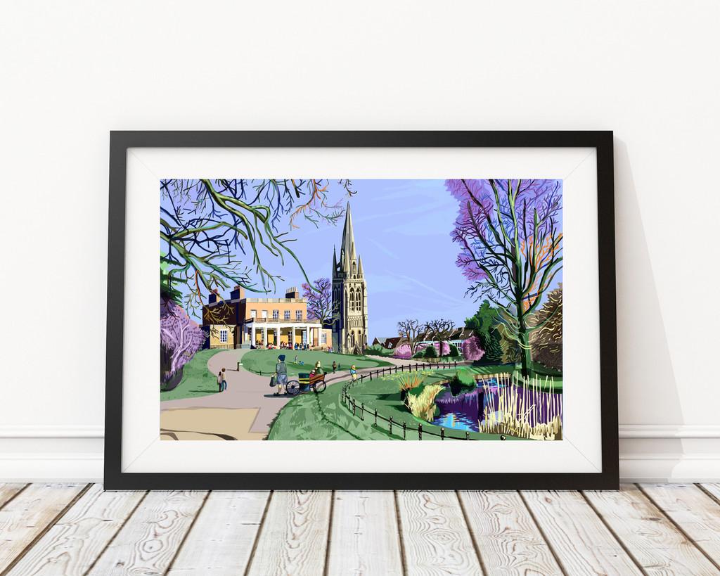 Clissold Park, Stoke Newington