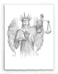 Sacred Equality [SIGNATURE EDITION 18 x 23]