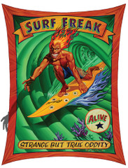 Surf Freak [Note Card Set of 6]