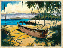Outrigger [Note Card Set of 6]