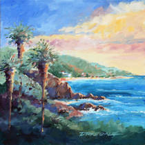 Laguna Coast [PRINT 12 x 12]