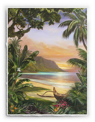 Paradise Cove [SIGNATURE EDITION 18 x 23]