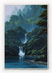 Enchanted Falls [SIGNATURE EDITION 13 x 24]