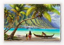 Polynesian Sunday [SIGNATURE EDITION 24 x 18]