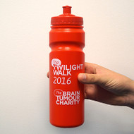 Water Bottle - The Twilight Walk 2016