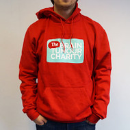 The Brainy Bunch promotional hoody