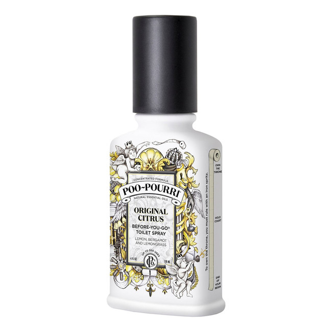 Poo-Pourri Before-You-Go Toilet Spray 4 oz.