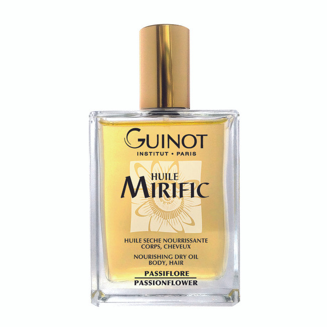 Guinot Huile Mirific (Nourishing Dry Oil For Body & Hair)