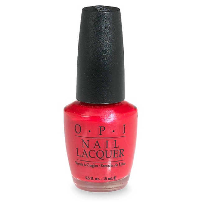 OPI Nail Polish OPI Red
