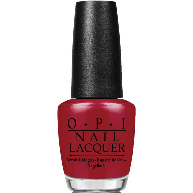 OPI Nail Polish Got the Mean Reds