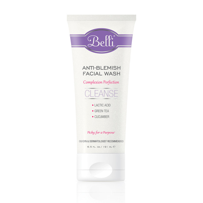 Belli Anti Blemish Facial Wash