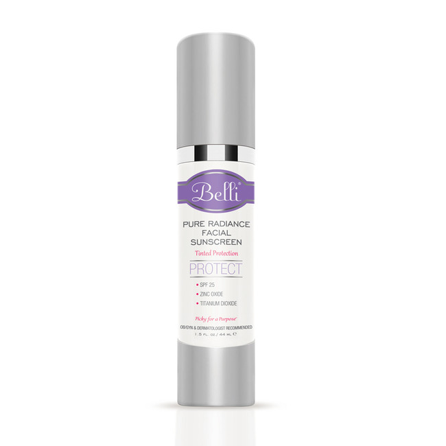 Belli Pure Radiance Facial Sunscreen SPF 25