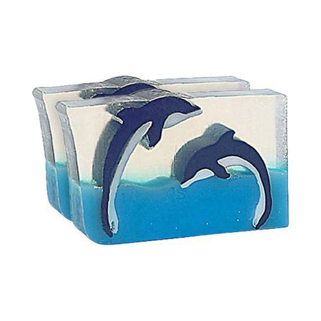 Primal Elements Bar Soap Dueling Dolphins