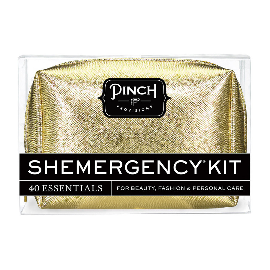 Shemergency Metallic Survival Kit