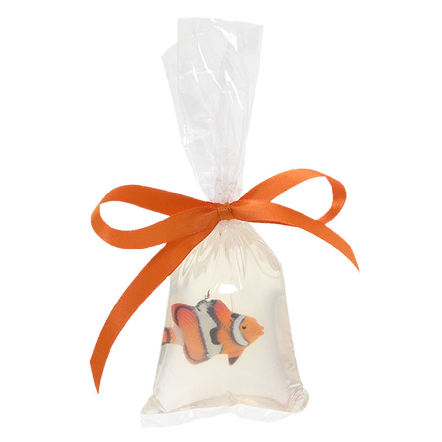 Primal Elements Soap Fish in Bag Clownfish