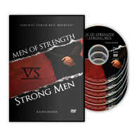 Men of Strength vs. Strong Men