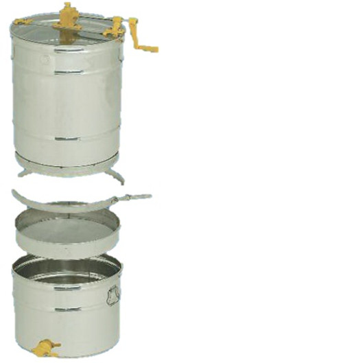 Extractor Tank - 3 Frame TALL BOY