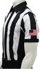 "Smitty Dye Sublimated 2 1/4"" Short Sleeve Football Referee Shirt"