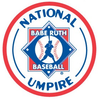 Babe Ruth Baseball Umpire