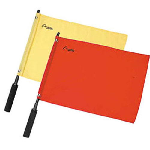 Champion Sports Solid Soccer Referee Flags