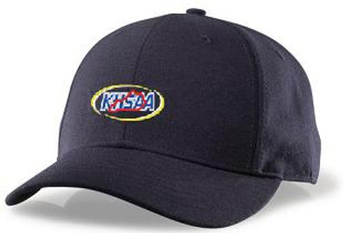 KHSAA Fitted Umpire Combo/Base Cap