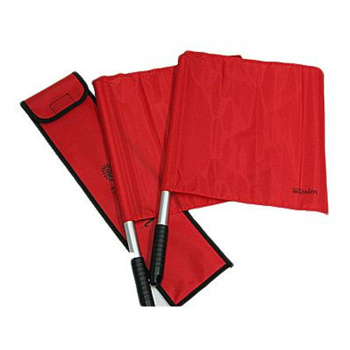 Honig's Premium Red Volleyball Linesman Flags