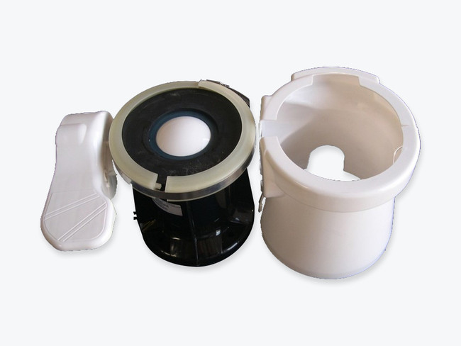 SeaLand / Dometic 385310910-5048 Base Kit / White