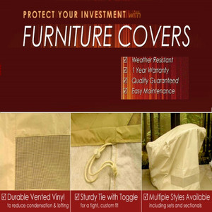 Furniture Cover Bainbridge Sectional Left
