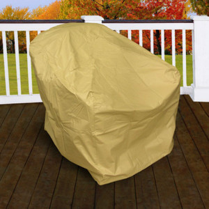 Furniture Cover Deep Seating Chair/Single Glider