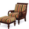 Grand View Lounge Chair with Ottoman