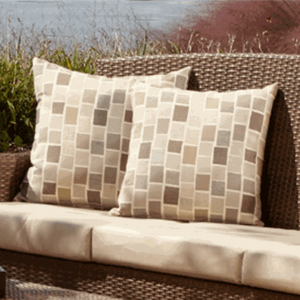 Island Breeze 2 PC Throw Pillows
