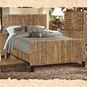 Island Breeze Maui Complete Queen Bed