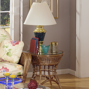 Mountain View End Table